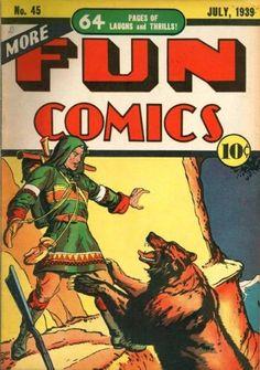 More Fun Comics #45