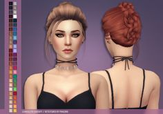 Comes in 52 swatches Custom thumbnail Credits to: LeahLillithfor mesh, Pooklet, DigitalAngels, AlfredAskew & Kairisu for colors Mesh is required, download here Download: Dropbox or SimFileShar…