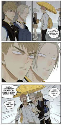 Old Xian update of [19 Days] translated by Yaoi-BLCD. ♡Ch.225♡