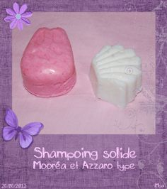 Recettes de cosmétiques home made, shampoings, gel douche, savons, pour enfants, femmes enceintes. Beaucoup d'ingrédients d'aroma-zone Solid Shampoo, Shampoo Bar, Diy Hair Care, Handmade Cosmetics, Butter Dish, Soap Making, Diy Hairstyles, Homemade, Google Translate