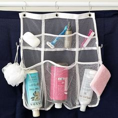 Mesh, So Water Can Drain Out Easily. Put One Inside The Shower For Shower  Toiletries. Put One On The Outsidu2026 | Pinteresu2026