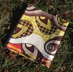 African Wax Cotton Print Fabric  Ankara Fabric  by GlobalThings, $4.99