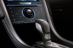 Ford Mondeo Vignale Concept Interior Center Stack
