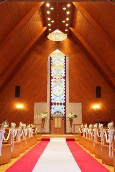 大宮・緑豊かなガーデンに佇むチャペル。教会での結婚式おしゃれまとめ♡ウェディング・ブライダルの参考に♡