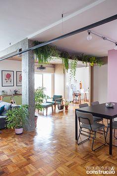 Jardins surpreendentes: eles cabem em prateleiras e até numa viga | Arquitetura e Construção