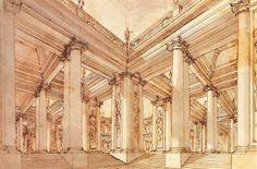 piranesi drawings | Giovanni Battista Piranesi: