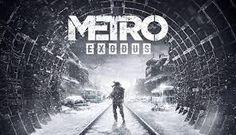 Lataa kuva Metro Exodus, juliste, uusi pelejä, PlayStation Xbox One Metro Last Light, Metro 2033, Nuclear Throne, Apocalypse, Xbox One, Nuclear Winter, Deep Silver, Epic Games, News Games
