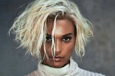 Liya Kebede pour Marie Claire France