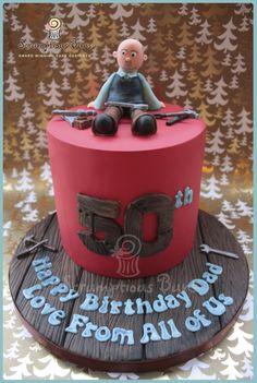 Chocolate OREO Birthday Cake chocolate fudge filled with OREO