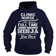 (Tshirt Fashion) Awesome Tee For Clinic Nurse [Tshirt Sunfrog] Hoodies, Funny Tee Shirts