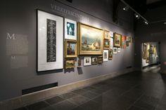 Rijksmuseum Twenthe | Paden naar het Paradijs Graduation Project, Photo Wall, Graphic Design, Frame, Interior, Eccentric, House, Museum, Home Decor