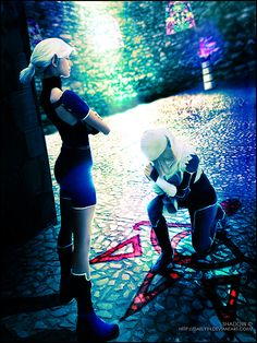 Impa and Sheik cosplay by Daelyth on DeviantArt Amazing Cosplay, Best Cosplay, Sheik Cosplay, Legend Of Zelda Characters, Breath Of The Wild, Photo Manipulation, Old Photos, Cosplay Costumes, All About Time