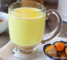 Goldene Milch: Rezept und Wirkung