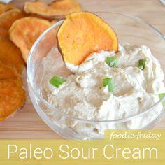 Planima-Paleo_sour_cream #recipe #paleo #vegan
