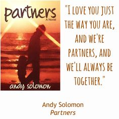 """Partners"" an Andy Solomon novel, review by @Angela Amman"