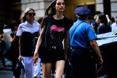 Le 21ème / Camille Hurel   New York City  // #Fashion, #FashionBlog, #FashionBlogger, #Ootd, #OutfitOfTheDay, #StreetStyle, #Style