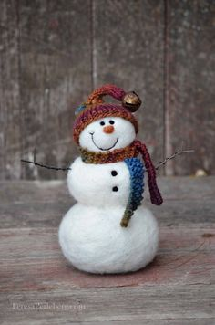 Snowmen 508 by BearCreekDesign
