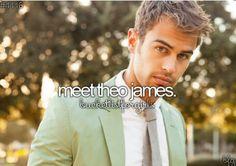 Meet theo james