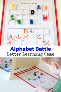 Roll A Letter Phonemic Awareness Game  Ways To Teach The