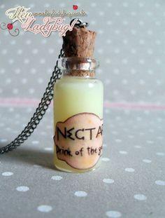 Nector, Drink of the gods - Percy Jackson e Os Olimpianos