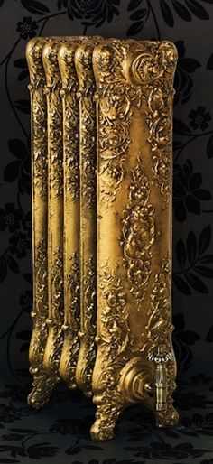 Antique Gold featuring Antique Brass Gothic TRV