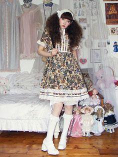 Angelic Pretty, Cute Blouses, Creepy Cute, Gyaru, Mori Girl, Pastel Goth, Cute Photos, Japanese Fashion, Lolita Fashion