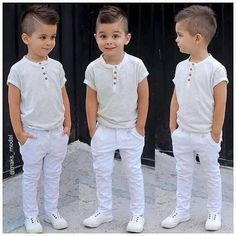 Beauty Discover 34 Ideas For Baby Boy Hairstyles Toddlers Toddler Boy Fashion Little Boy Fashion Toddler Boy Outfits Outfits Niños Baby Boy Outfits Kids Outfits Baby Boy White Outfit Baby Boy Hairstyles Toddler Boy Haircuts Baby Boy Hairstyles, Toddler Boy Haircuts, Little Boy Haircuts, Kids Hairstyles Boys, Wedding Hairstyles, Toddler Boy Fashion, Little Boy Fashion, Toddler Boy Outfits, Outfits Niños
