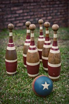 Kręgle w innym wydaniu. Mieliście okazje skosztować takiej przyjemności z grania? #kregle #bowling
