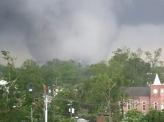Tuscaloosa Alabama, April 27, 2011  EF4 Tornado winds were 190 MPH. Entire city blocks were destroyed!
