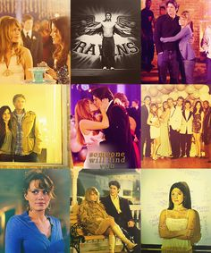 One Tree Hill, 9 years and it's over. I will miss it.