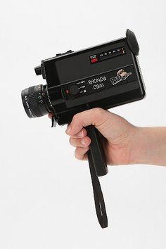 Restored Super 8mm Film Camera by Rhonda CAM