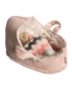 Maileg Bassinet for MY Rabbits and Baby Mice