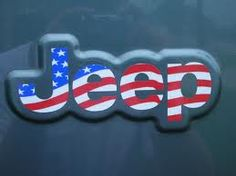 Jeep. American made.