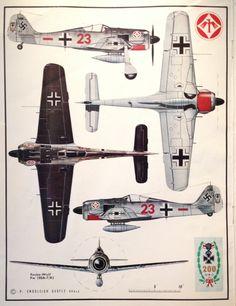 Focke-Wulf Fw 190A-7/R3 via Tojo
