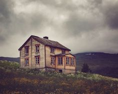 Abandoned Houses Norway