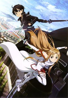 Kirito & Asuna| Sword art online