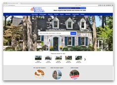 Delta is happy to announce a new website launch for Kennen & Kennen REALTORS, a real estate brokerage offering a full range of professiona. Mobile Responsive, Us Map, West Virginia, The Past, Product Launch, Real Estate, Real Estates, United States Map