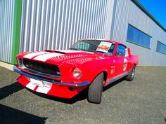 1967 ... FORD MUSTANG SHELBY GT 350