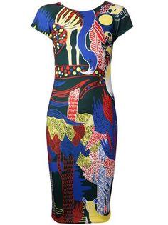 Mary Katrantzou 'scuba' Dress - The Webster - Farfetch.com