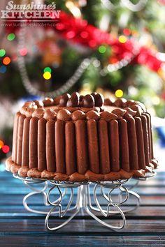 the best chocolate cake