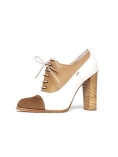 #PaulAndrew - Broadway - High Heel Brogue