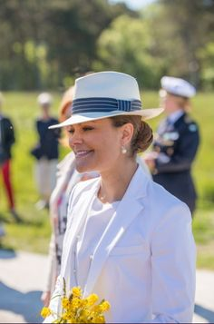 Crown Princess Victoria and Prince Daniel visited Gotland today.27/05/2015