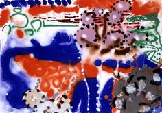 Patrick Heron - Gouaches from 1961 to 1996 - Works Patrick Heron, Male Artists, Romantic Moments, Sydney, It Works, November, Romance, Concept, Paintings