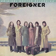 FOREIGNER - FOREIGNER (NUMBERED LIMITED EDITION 180G Vinyl LP)