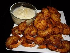 From my Kitchen to Yours: Coconut Shrimp and Pina Colada dipping sauce (like red lobster!)
