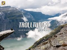 Trolltunga (The Troll's Tongue Rock) is a fascinating rock, It is found in Odda, Hardanger Norway and attracts many madcaps.   #trolltunga #hardanger #norway #troll #rock #mountain #odda #beautiful #ringedalsvatnet #lake #experience #relaxing #vacation #getaway #holiday #wanderlust #paradise #trip #tourist #travel #travelideas