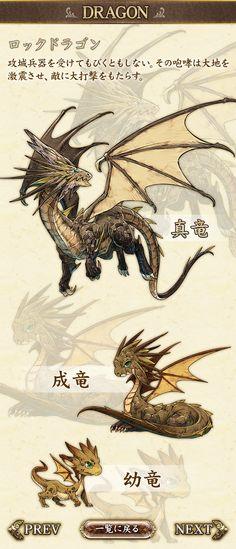 ロックドラゴン