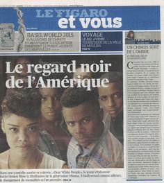 Le Figaro et Vous - 25 Mars 2015 - Hublot