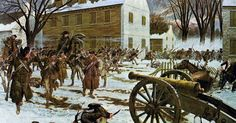 When Winter Saved The American Revolution At The Battle Of Trenton