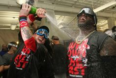Red Sox Clench the Eastern Division Championship